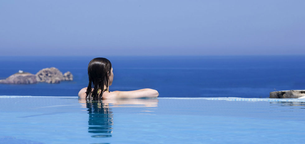 Dream Plots for bulding your Dream Villa house home in Paros Island Greece