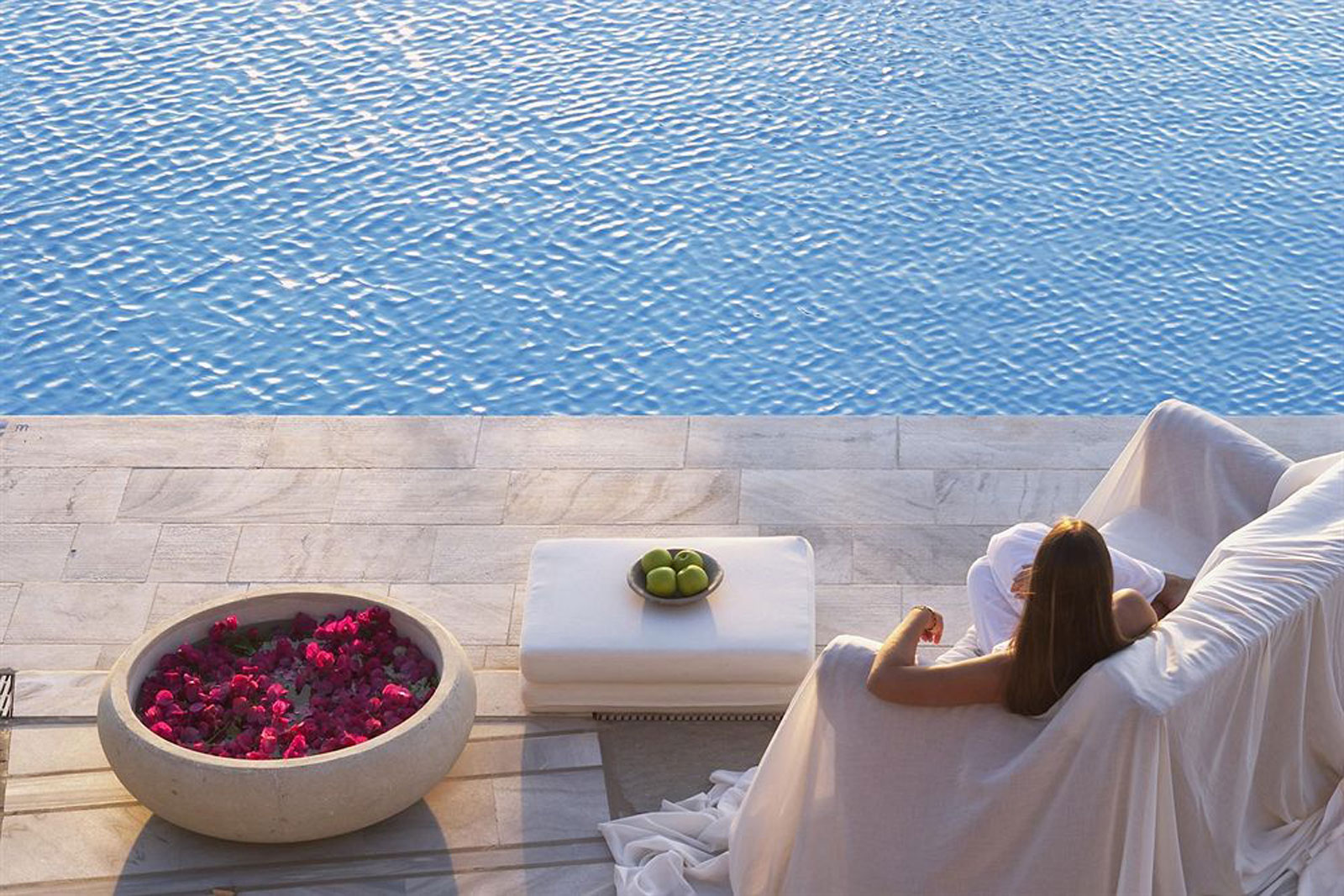 We build and sale ready, your dream Villa House in Paros Island